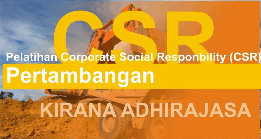 Pelatihan CSR
